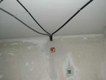Encore des bo tes lectriques notre maison chantier jour - Boite pour cacher les fils electriques ...