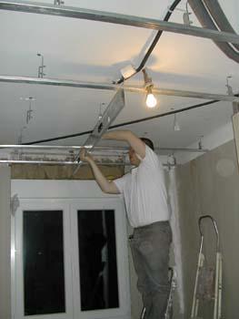 Poser un plafond suspendu en plaque de platre nancy prix for Plafond suspendu en plaque de platre