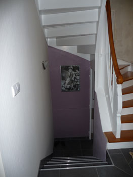 Escalier En Couleur Good With Escalier En Couleur Great